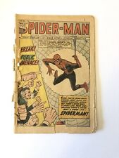 THE AMAZING SPIDER-MAN 1 Coverless Affordable HOLY GRAIL Key Issue 1st Chameleon