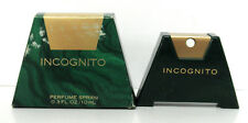 Incognito Perfume Spray 0.3 oz 10mL by Cover Girl / Noxell Corp Vintage Item