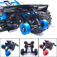 Double Wheel Wheelie Bar Assembly Für 1/10 TRAXXAS EREVO E-Revo 2.0 TRX86086-4
