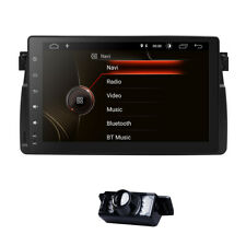 """Fit BMW E46 M3 in Dash 9"""" Android 9.0 Car Stereo GPS Navi Radio DVR DTV OBD TPMS"""