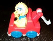Vintage 1993 Sesame Street Tyco Playtime Car Big Bird Tow Truck