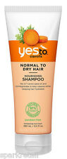 Yes To Carrots Organic Nourishing SHAMPOO For Normal To Dry Hair 280ml