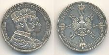 Di Prussia: Guglielmo I, 1861-88: incoronazione TALLERO 1861 a