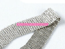 USA Women Girl Rhinestone Choker Necklace Collier Chic Party Club Necklace