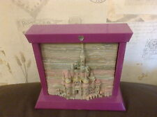 DISNEY PRINCESS CASTLE MADE FROM PUZZLE PIECES ALL IN 1 PRODUCTS 2007