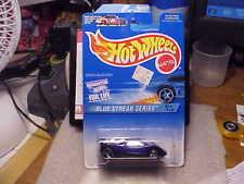 Hot Wheels Blue Streak Speed Blaster