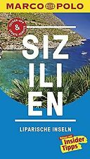 MARCO POLO Reiseführer Sizilien, Liparische Inseln:... | Buch | Zustand sehr gut