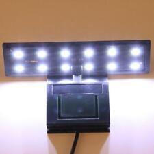 5W LED Waterproof Aquarium Lamp Fish Tank Aquatic Plants Grow Clip Light Lights