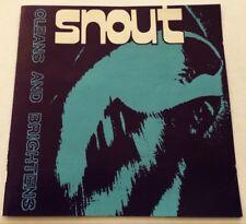 SNOUT Cleans And Brightens CD 1993 Ross McLennan oz aussie au-go-go
