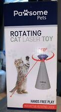 Pawsome Pets Interactive Laser Cat Toy - new in unopened pkg. Free Shipping!