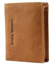 Bruno Banani Arizona Wallet High Wallet Cognac Brown New