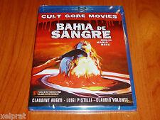 BAHIA DE SANGRE / A BAY OF BLOOD  - Mario Bava - English/Español - Precintada