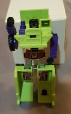 Vintage Transformers g1 Long Haul Great Condition Part To Complete Devastator