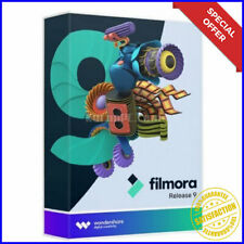 Wondershare Filmora 9 | Lifetime License | Instant Delivery