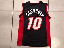 Rare Vintage CHAMPION Miami Heat Tim Hardaway  NBA Jersey Youth Small