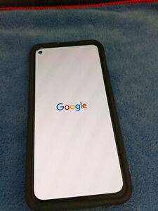 Google Pixel 4a 5G G025E - 128GB - Clearly White (Unlocked) - Fully Unlocked