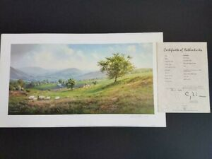 Rex Preston Spring Time Limited Edition RARE PRINT SOLD OUT