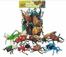 Wild Republic Polybag Insect 10 Pieces Japan IMPORT