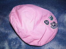 """GYMBOREE """"Smart Girls Rule"""" Embroidered Pageboy Hat Size 3-4"""