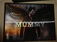 Tom Cruse Mummy film promotional Set shirt USB 3d large card poster promo