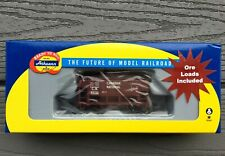 ATHEARN RTR 1/87 HO C.N. 24' BROWN ORE CAR ROAD # 114722  ITEM # 87031 BRAND NEW
