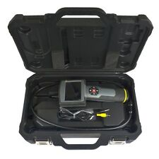"Video Inspection Endoscope Borescope Unit With 3.5"" LCD Screen 1mtr Cable AT899"