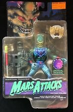 MARS ATTACKS! MARTIAN TROOPER Topps Trendmasters Figure Factory Sealed
