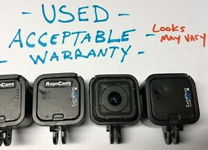GoPro HERO Session WIFI Camera 90-day Warranty W/Extras Smoke Free Environment
