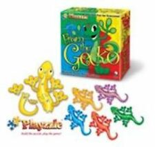 From the Gecko Speed Math Family Game Puzzle Understanding Numbers
