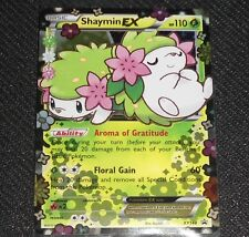 Shaymin EX XY148 SEALED XY Black Star Promo NEAR MINT Pokemon Card