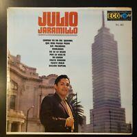 "Julio Jaramillo ""Julio Jaramillo"" Vinyl Record LP ****RARE****"