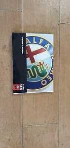 alfa romeo 156 owner's manual