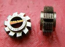 Modulfräser Abwälzfräser Zahnradfräser Wurm Gear Hob Cutter M 0,5 20° B HSS