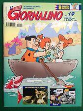 Rivista a fumetti IL GIORNALINO n.19 (2000) con Poster , MARIO CIPOLLINI HANSON
