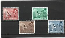 Ghana 1957 Independence Set Fine Used