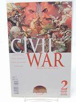 Civil War #2 Secret Wars Marvel Comics vf/nm CB1597