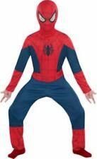 Amazing Spider-Man Peter Parker Halloween Costume Marvel Comics Small 4-6 Pc 187