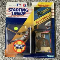 NIB 1992 Starting Lineup MLB New York Mets Bobby Bonilla Baseball Toy