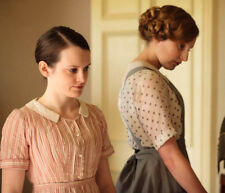 Downton Abbey UNSIGNED photograph - L6657 - Sophie McShera and Laura Carmichael
