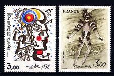 FRANCIA - Quadri di Francia - 1979 - Dali - Chapelain-Midy