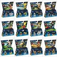LEGO DIMENSIONS: FUN PACK - (All Platforms) - NEW & SEALED - FREE UK POSTAGE