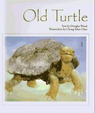 The Old Turtle by Douglas Wood (1991, Hardcover)