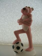 Pink Panther Ceramic Figurine   Rare Original 1980's Vintage UAC Geoffrey
