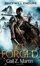 Ice Forged: Book 1 of the Ascendant Kingdoms Saga,Gail Z. Martin