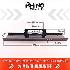 Heavy duty treuil plaque de montage-pour la 13000LB & 13500LB rhino treuil & others