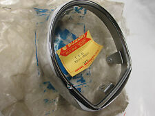 Suzuki  AS50 nos headlamp rim 1968-1969  35111-05610