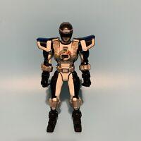 2006 Bandai Power Rangers Operation Overdrive Mission Response Black Ranger