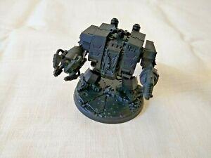 Warhammer 40k Games Workshop Space Marines - Ironclad Dreadnaught
