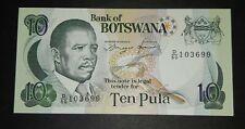 Botswana 10 Pula 1992 UNC