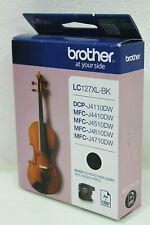Brother LC127XL Black Original Ink Cartridge DCP- J4110 MFC- J4410 J4510  J4710